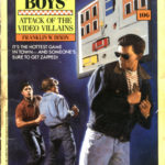 [PDF] [EPUB] Attack of the Video Villains (Hardy Boys, #106) Download
