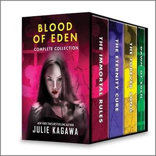 [PDF] [EPUB] Julie Kagawa Blood of Eden Complete Collection: An Anthology Download by Julie Kagawa