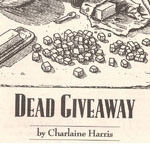 [PDF] [EPUB] Dead Giveaway by Charlaine Harris Download