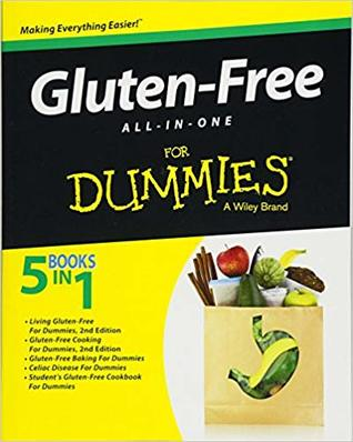 [PDF] [EPUB] Gluten-Free All-In-One for Dummies Download by Consumer Dummies