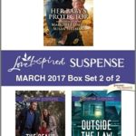 [PDF] [EPUB] Harlequin Love Inspired Suspense March 2017 – Box Set 2 of 2: Saved by the Lawman\Saved by the Seal\The Seal's Secret Child\Outside the Law Download