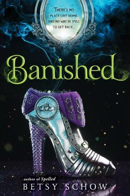 [PDF] [EPUB] Banished (The Storymakers, #3) Download by Betsy Schow
