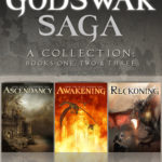 [PDF] [EPUB] The Godswar Saga Collection Download