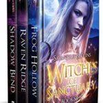 [PDF] [EPUB] Witches Of Sanctuary: Books 1-3 Download