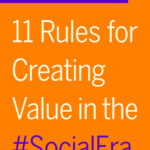 [PDF] [EPUB] 11 Rules for Creating Value in the Social Era Download