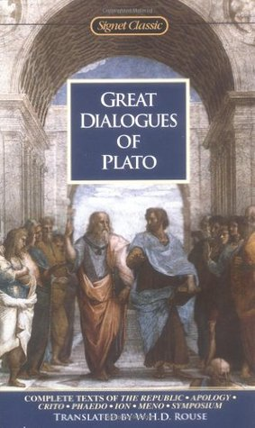 [PDF] [EPUB] Great Dialogues of Plato Download by Plato