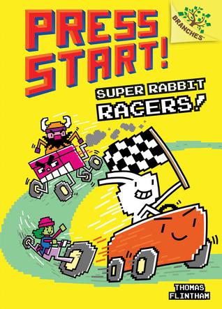 [PDF] [EPUB] Super Rabbit Racers! (Press Start! #3) Download by Thomas Flintham
