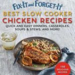 [PDF] [EPUB] Fix-It and Forget-It Slow Cooker and Instant Pot Baby Food Cookbook: 150 Easy and Nutritious Recipes for Baby and Toddler Food Download