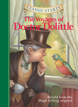 [PDF] [EPUB] The Voyages of Doctor Dolittle (Classic Starts Series) Download by Kathleen Olmstead