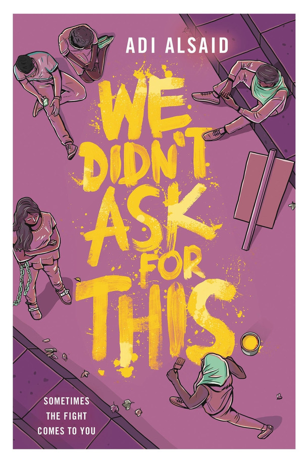 [PDF] [EPUB] We Didn't Ask for This Download by Adi Alsaid