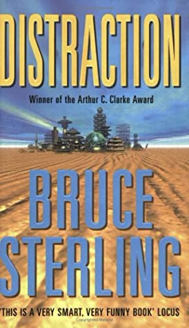 [PDF] [EPUB] Distraction Download by Bruce Sterling