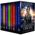 [PDF] [EPUB] Elemental Origins: The Complete Series: (Water, Fire, Earth, Air, Aether, Ensemble Novel) Download