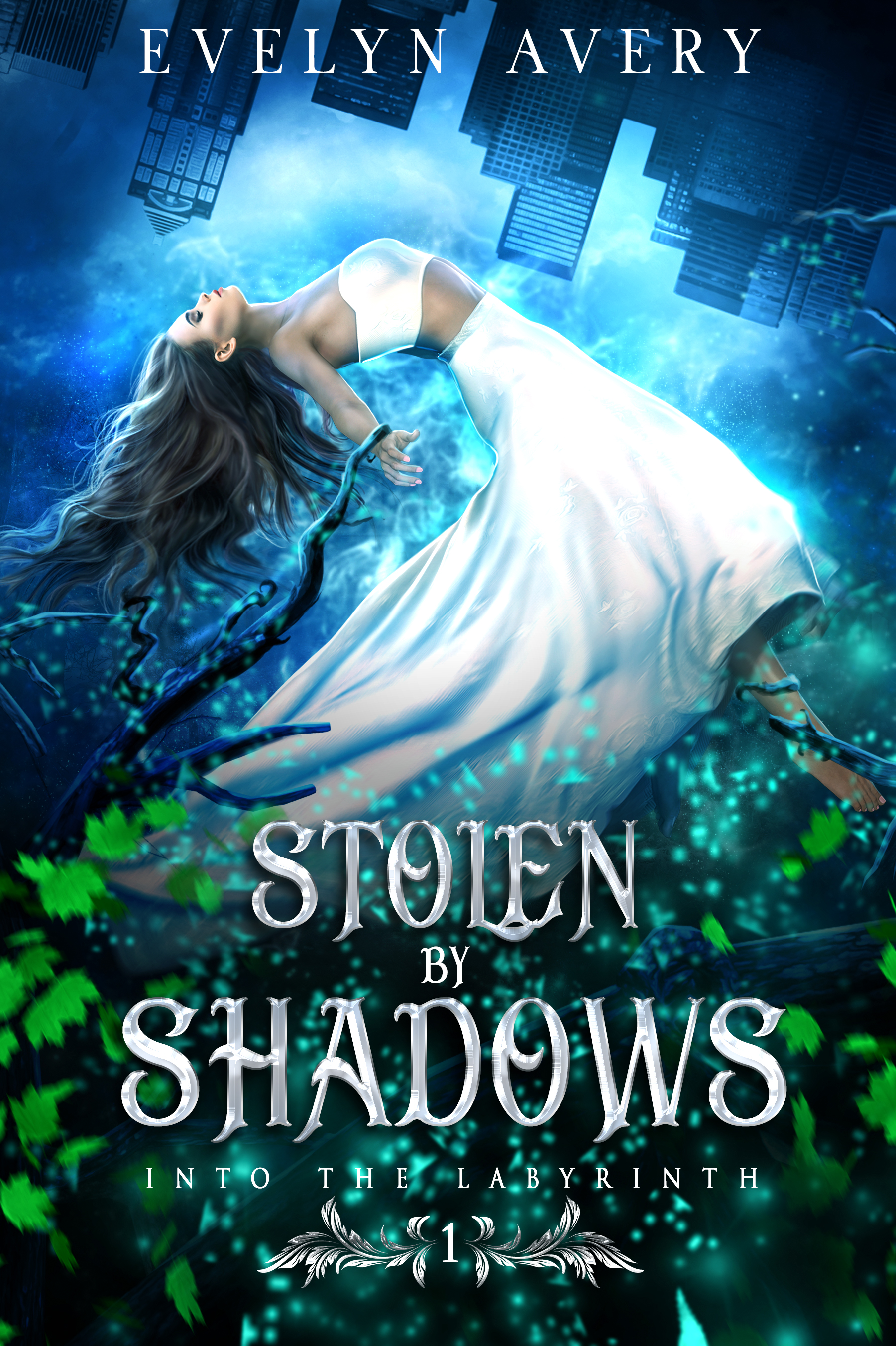 [PDF] [EPUB] Stolen by Shadows (Into the Labyrinth, #1) Download by Evelyn  Avery