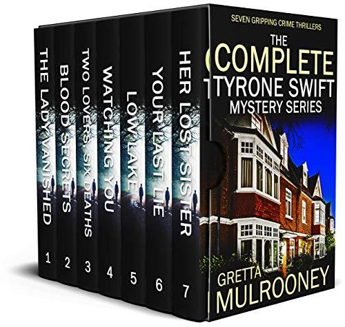 [PDF] [EPUB] The Complete Tyrone Swift Mysteries Download by Gretta Mulrooney