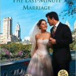 [PDF] [EPUB] The Last-Minute Marriage Download
