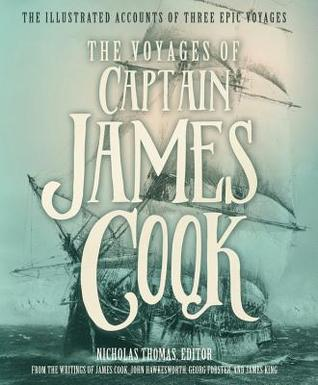 [PDF] [EPUB] The Voyages of Captain James Cook: The Illustrated Accounts of Three Epic Pacific Voyages Download by James Cook