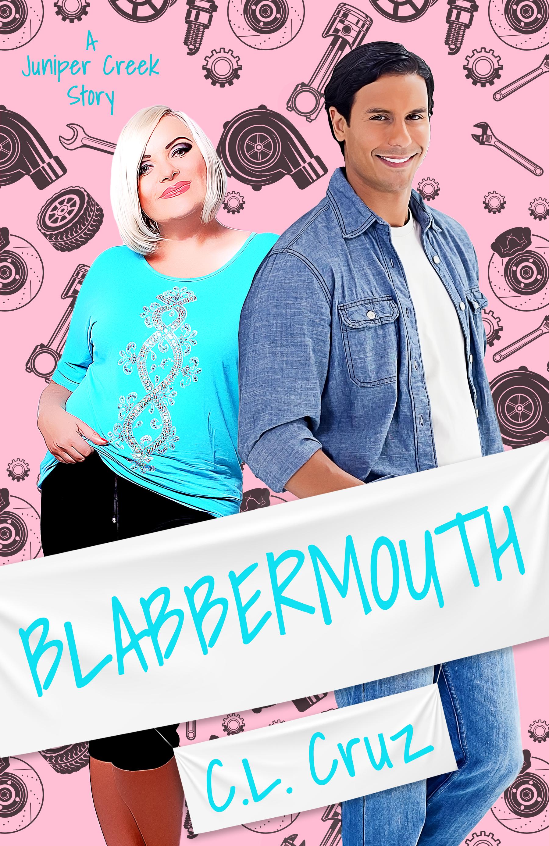 [PDF] [EPUB] Blabbermouth Download by C.L. Cruz