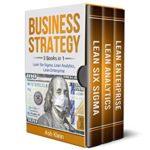 [PDF] [EPUB] Business Strategy: 3 Books in 1: Lean Six Sigma, Lean Analytics, Lean Enterprise Download