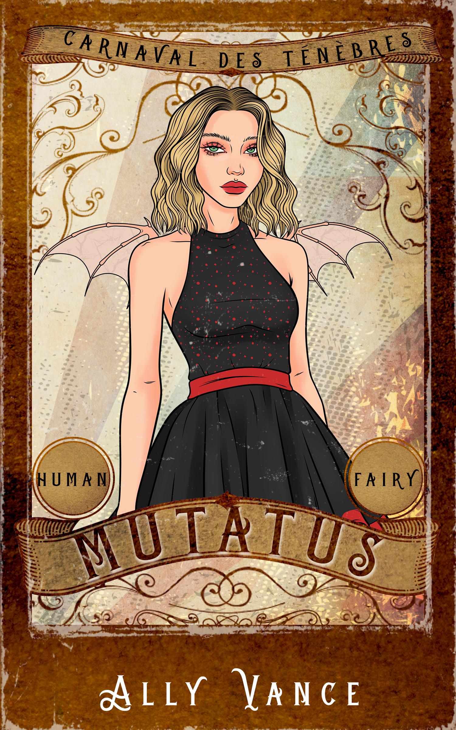 [PDF] [EPUB] Mutatus (Carnaval des Ténèbres, #3) Download by Ally Vance