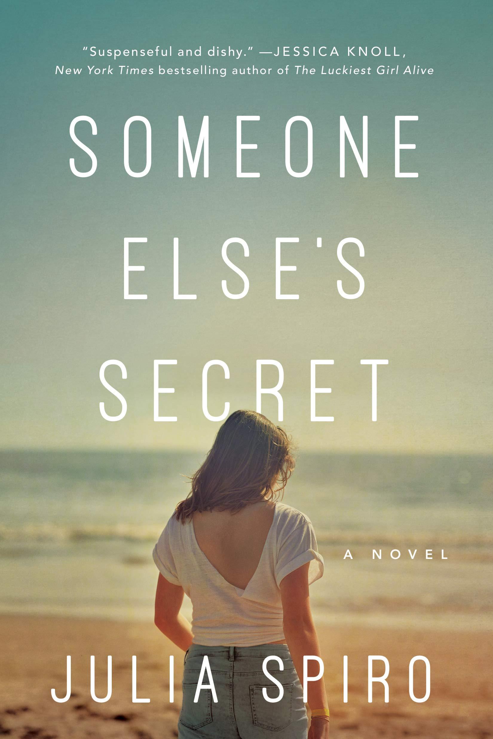 [PDF] [EPUB] Someone Else's Secret Download by Julia Spiro