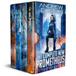 [PDF] [EPUB] The Complete New Prometheus: A Cyberpunk Thriller 4 Book Set Download