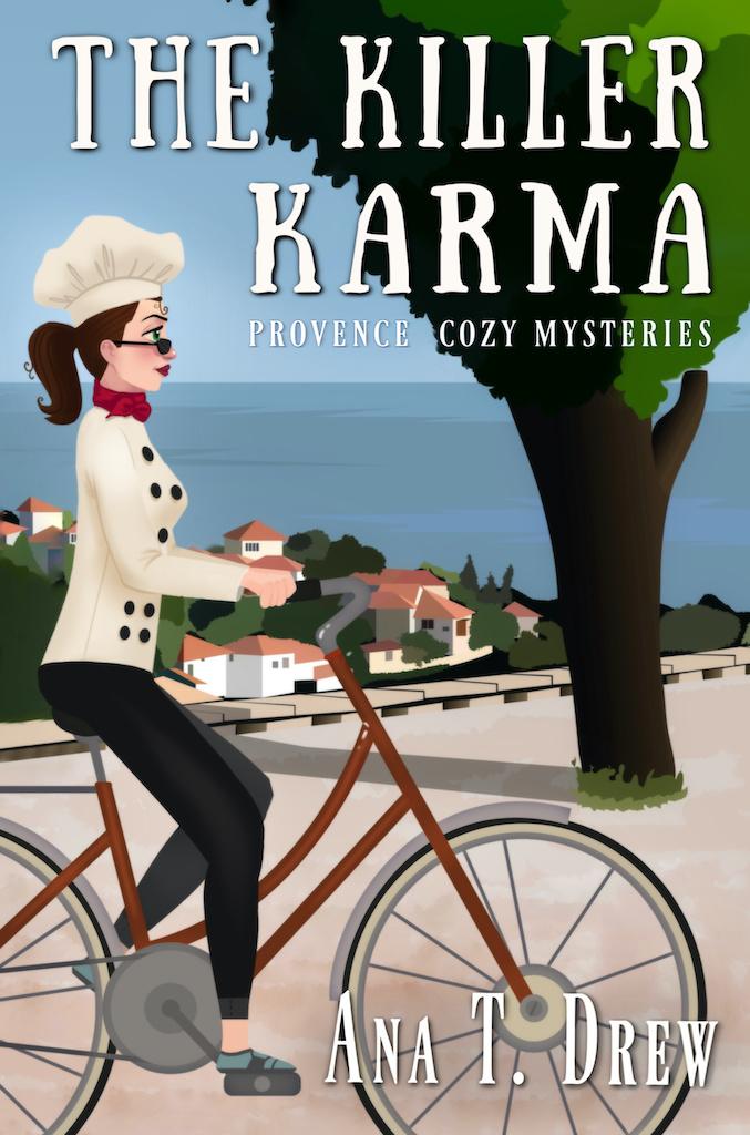 [PDF] [EPUB] The Killer Karma (Julie Cavallo Investigates, #2) Download by Ana T. Drew