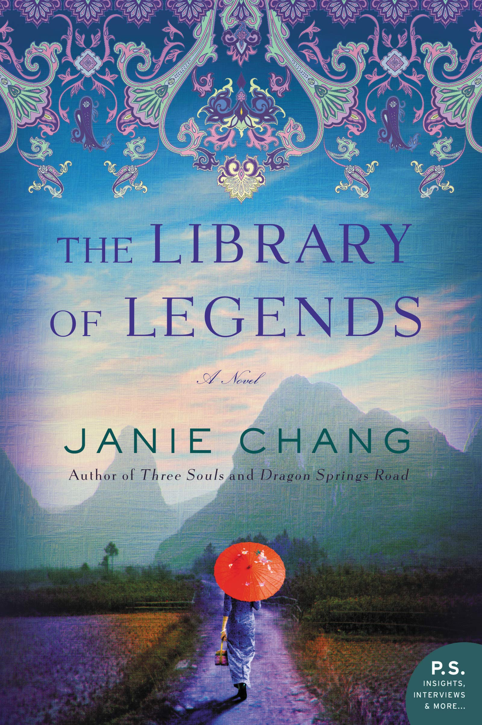 [PDF] [EPUB] The Library of Legends Download by Janie Chang