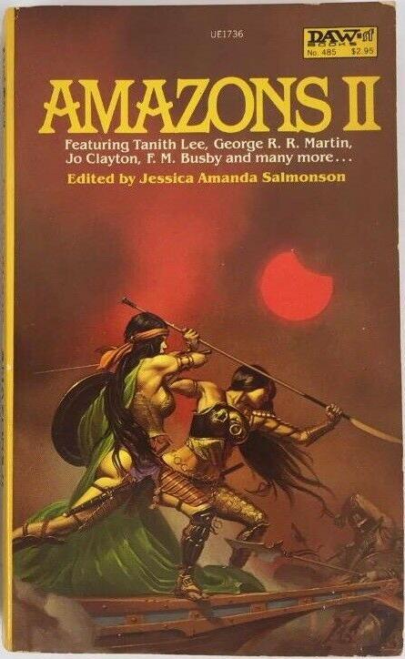 [PDF] [EPUB] Amazons II Download by Jessica Amanda Salmonson