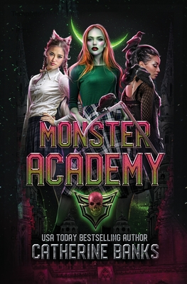 [PDF] [EPUB] Monster Academy Download by Catherine  Banks