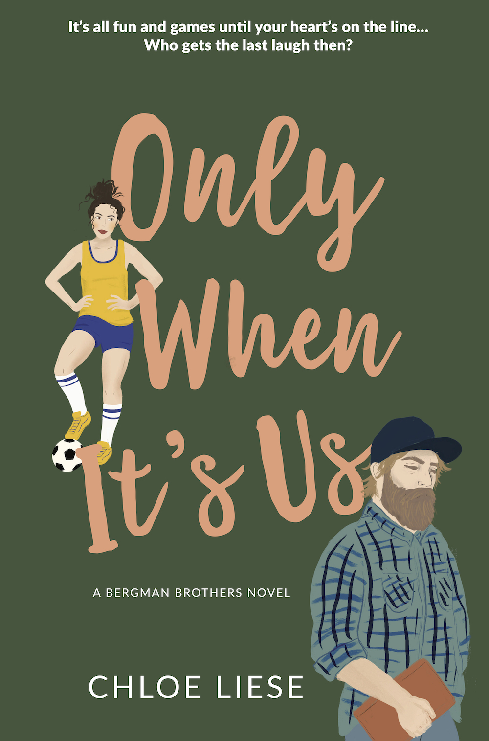 [PDF] [EPUB] Only When It's Us (Bergman Brothers, #1) Download by Chloe Liese