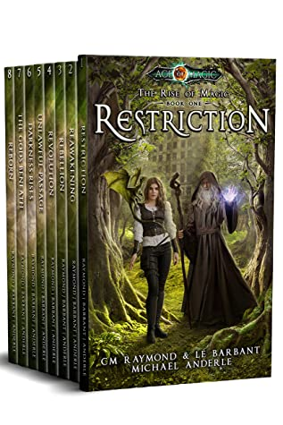 [PDF] [EPUB] Rise of Magic Complete 2-ARC Omnibus:: Includes the first EIGHT books in the Epic Fantasy series! Download by CM Raymond