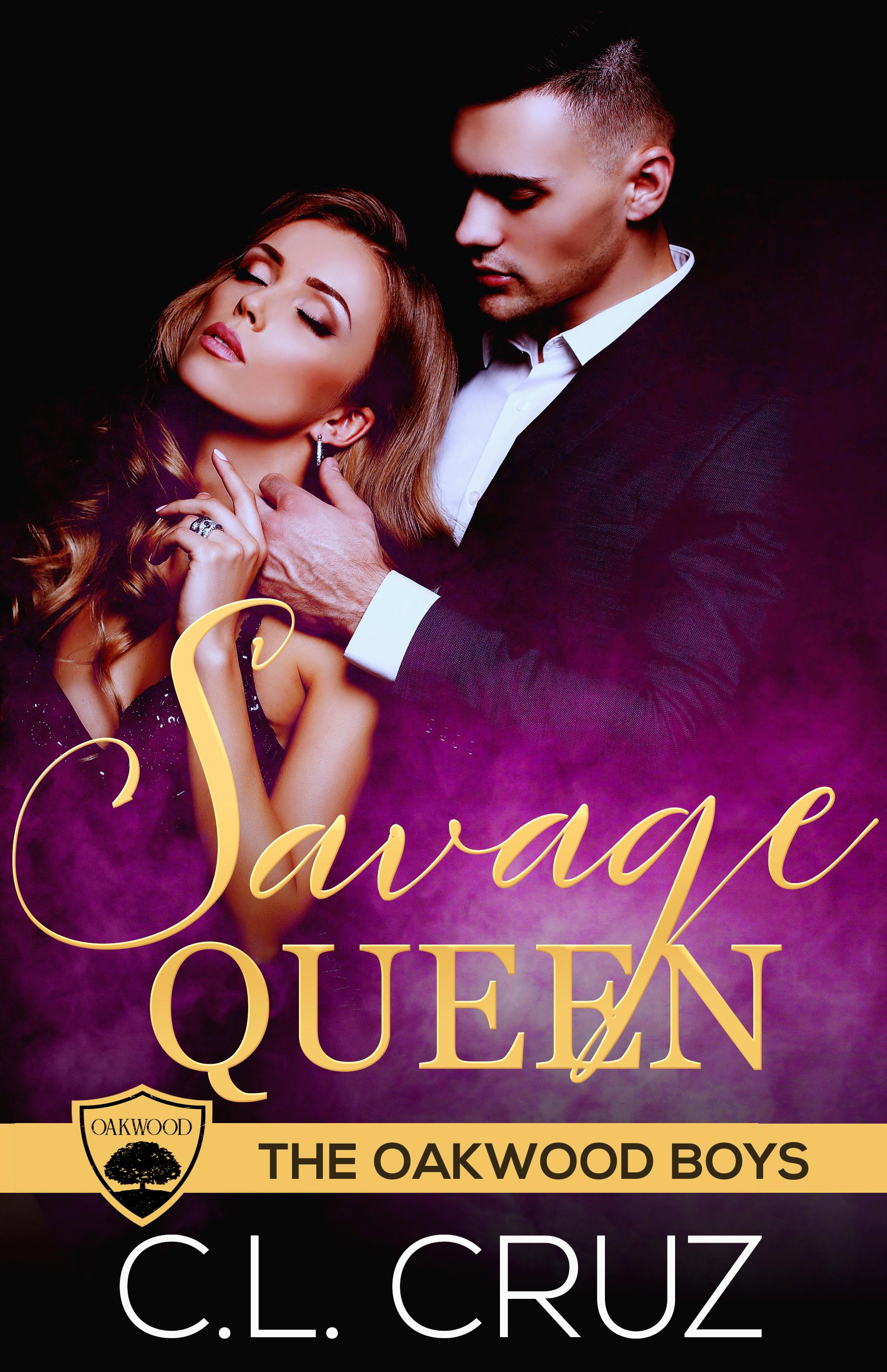 [PDF] [EPUB] Savage Queen Download by C.L. Cruz