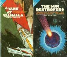 [PDF] [EPUB] A Yank at Valhalla The Sun Destroyers Download by Edmond Hamilton