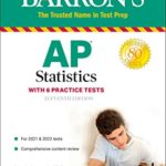 [PDF] [EPUB] AP Statistics with 6 Practice Tests Download