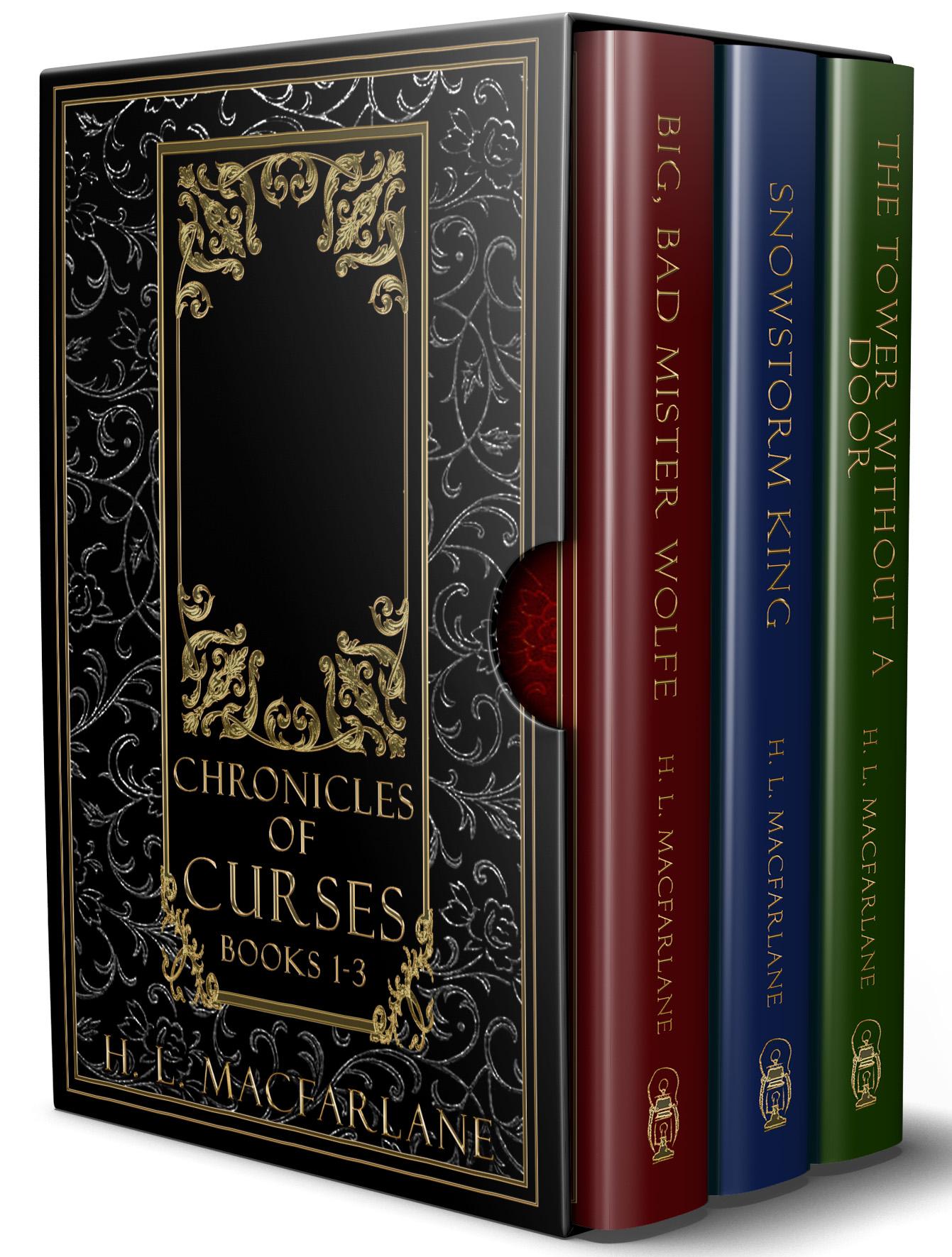 [PDF] [EPUB] Chronicles of Curses Books 1-3 Box Set Download by H.L. Macfarlane