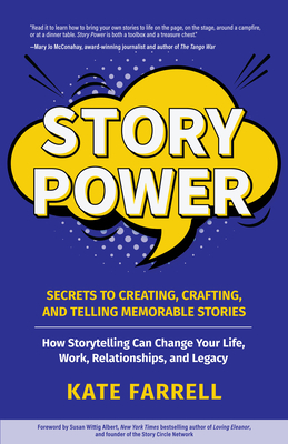 [PDF] [EPUB] Story Power: Secrets to Creating, Crafting, and Telling Memorable Stories Download by Kate Farrell MLS