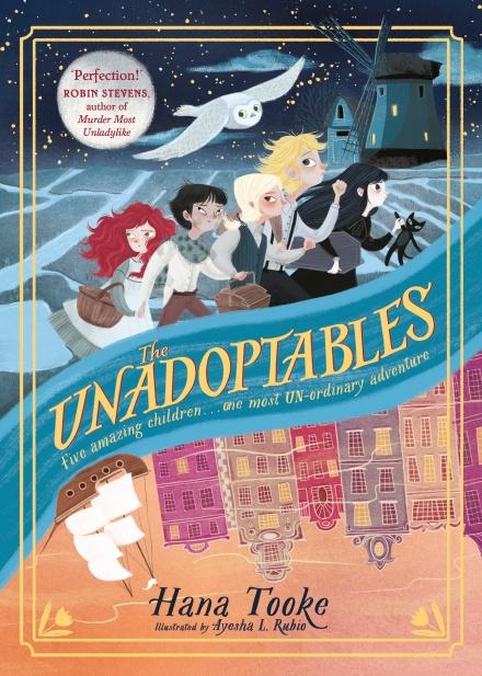 [PDF] [EPUB] The Unadoptables Download by Hana Tooke