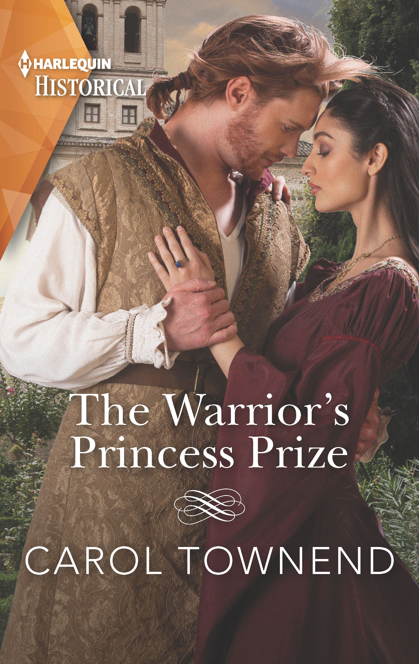 [PDF] [EPUB] The Warrior's Princess Prize (Princesses of the Alhambra #3) Download by Carol Townend
