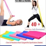 [PDF] [EPUB] A Complete Practical Training Manual and Guide On Resistance Band Exercises For Men and Women.: 40 + Exercises (with illustrations) – Over 20 resistance bands gadgets kits specification detailed Download