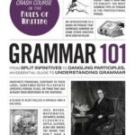 [PDF] [EPUB] Grammar 101: From Split Infinitives to Dangling Participles, an Essential Guide to Understanding Grammar Download