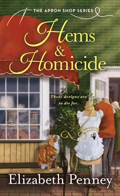 [PDF] [EPUB] Hems  Homicide: The Apron Shop Series Download by Elizabeth Penney