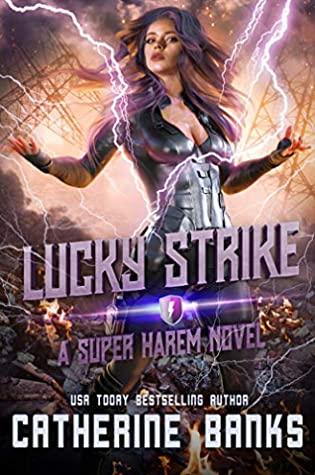 [PDF] [EPUB] Lucky Strike (Super Harem Book 1) Download by Catherine  Banks