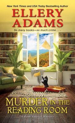 [PDF] [EPUB] Murder in the Reading Room Download by Ellery Adams