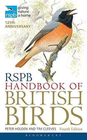 [PDF] [EPUB] RSPB Handbook of British Birds Download by Peter Holden