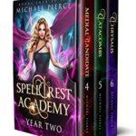 [PDF] [EPUB] Spellcrest Academy – Year Two (Spellcrest Academy Omnibus Book 2) Download