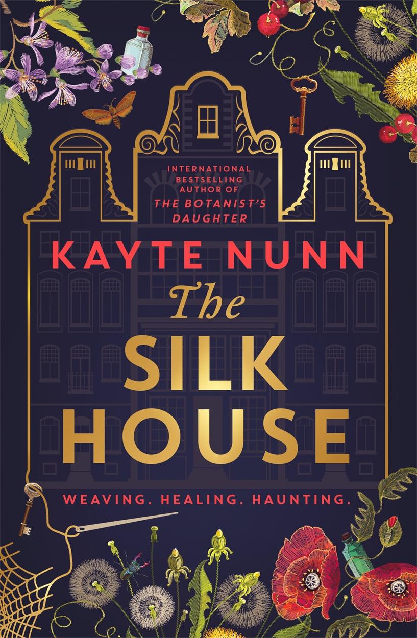 [PDF] [EPUB] The Silk House Download by Kayte Nunn