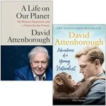 [PDF] [EPUB] A Life on Our Planet and Adventures of a Young Naturalist By David Attenborough 2 Books Collection Set Download