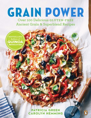 [PDF] [EPUB] Grain Power: Over 100 Delicious Gluten-free Ancient Grain and Superblend Recipe Download by Patricia Green