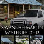 [PDF] [EPUB] Savannah Martin Mysteries Box Set 10-12: Unfinished Business, Adverse Possession, Uncertain Terms Download