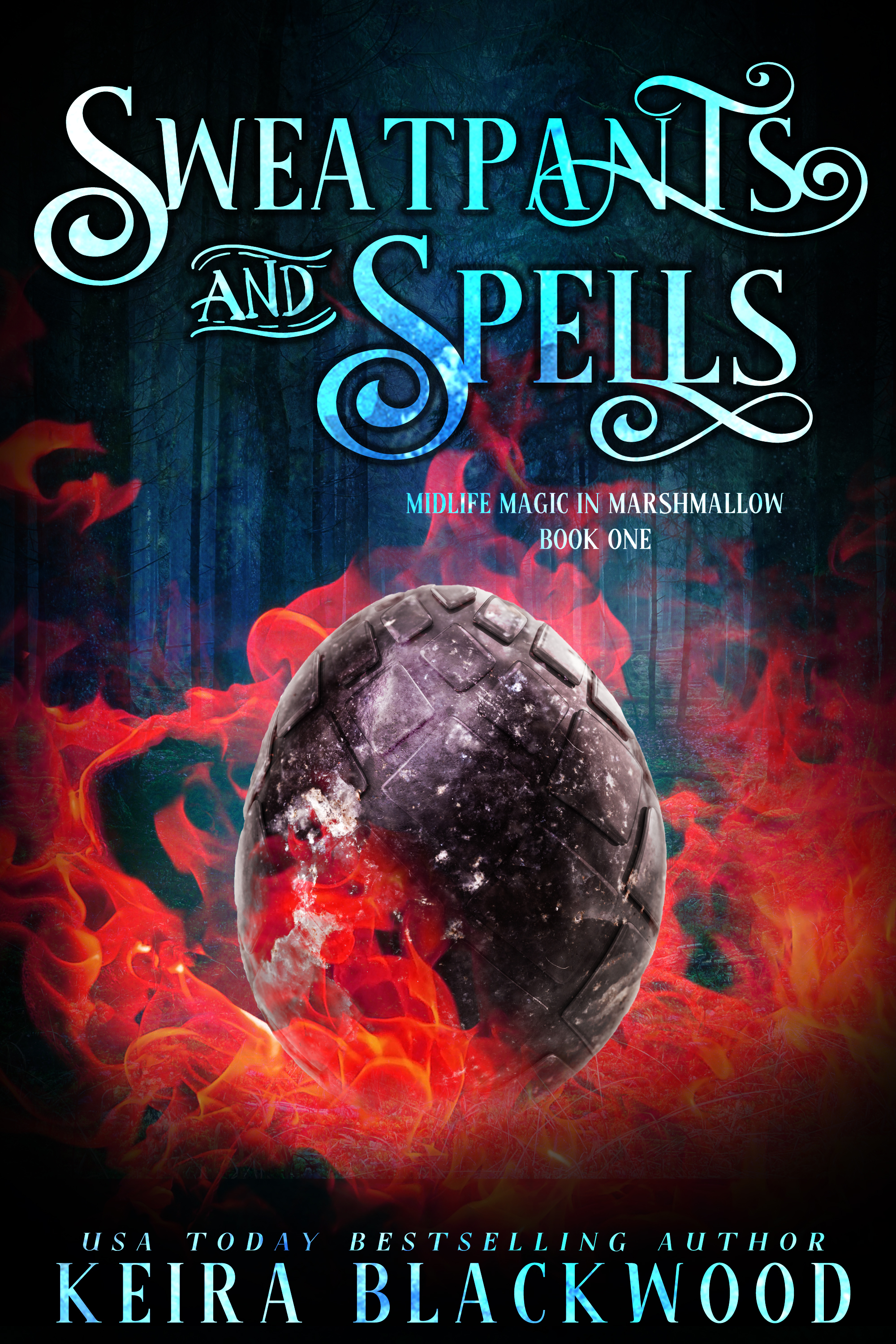 [PDF] [EPUB] Sweatpants and Spells (Midlife Magic in Marshmallow, #1) Download by Keira Blackwood
